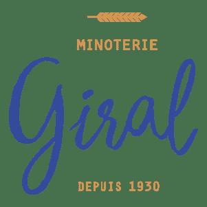 logo minoterie Giral
