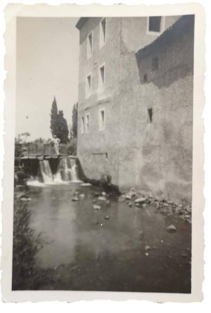 Photos historiques Moulin Giral