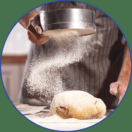 farine pour artisan boulanger patissier
