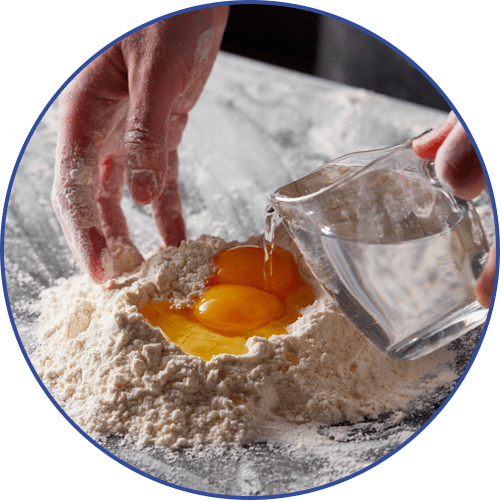 farine pour restauration